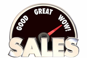 Use Website for Sales
