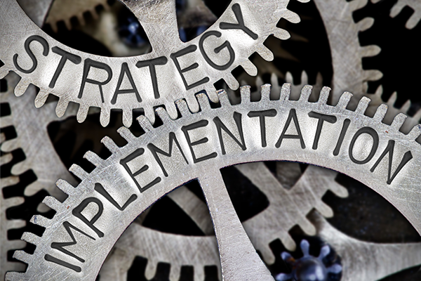 Implement Your SEO Strategy